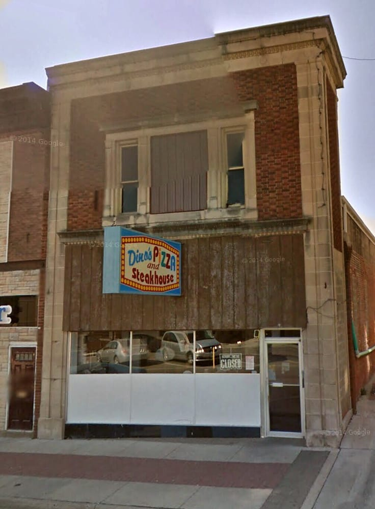 Dinos Pizza & Steak House: 109 E Washington St, Washington, IA