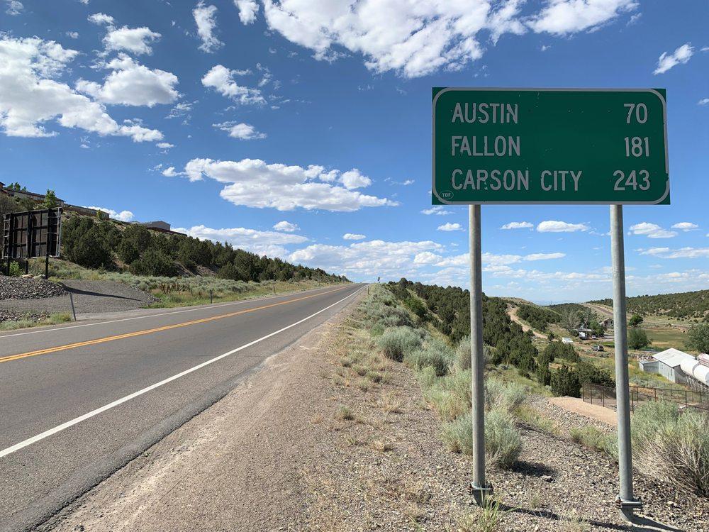 Austin City: 59 Main St, Austin, NV