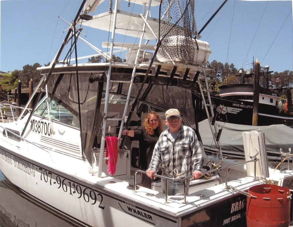 Fort bragg sportfishing last updated june 2017 fishing for Fort bragg fishing