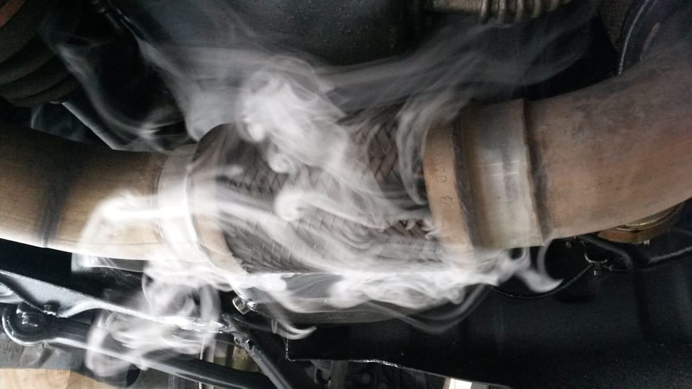 Do you have any Boost Leak, Vacuum Leak or Exhaust Leak? Let