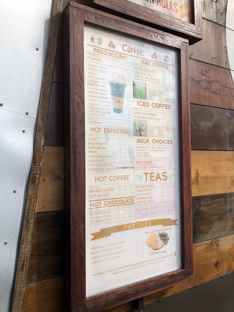 Small Coffee Big Taste: 2105 Highway 15 N, Laurel, MS