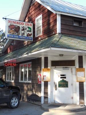 Little Chute Wi >> Nimrod Inn - Pizza - Athelstane, WI - Yelp