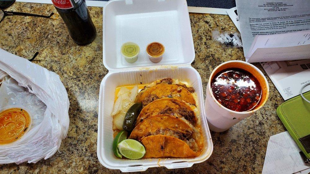 Birrieria Y Tacos Alex Tijuana Style: Albuquerque, NM
