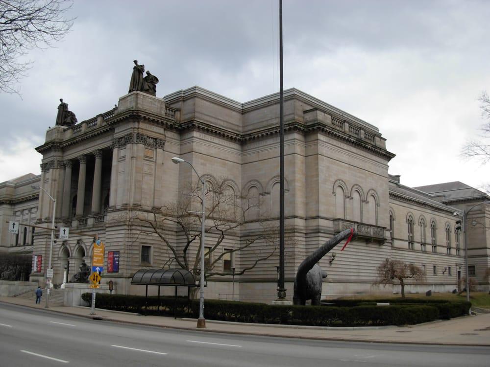 Restaurants Near Carnegie Museum Of Natural History