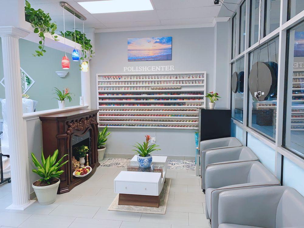 HD Nails & Spa: 309 Wb Mclean Dr, Cape Carteret, NC