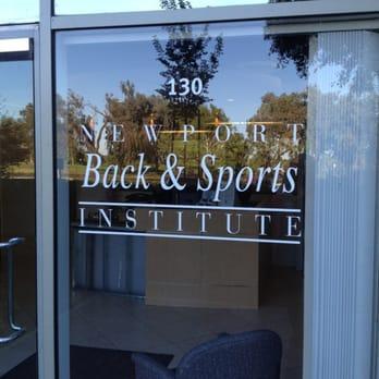 Photo Of Newport Back Sports Institute