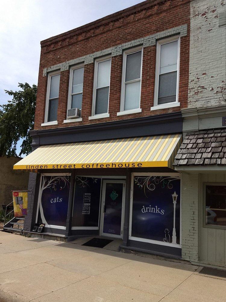 Linden Street Coffeehouse: 104 S Linden St, Lamoni, IA