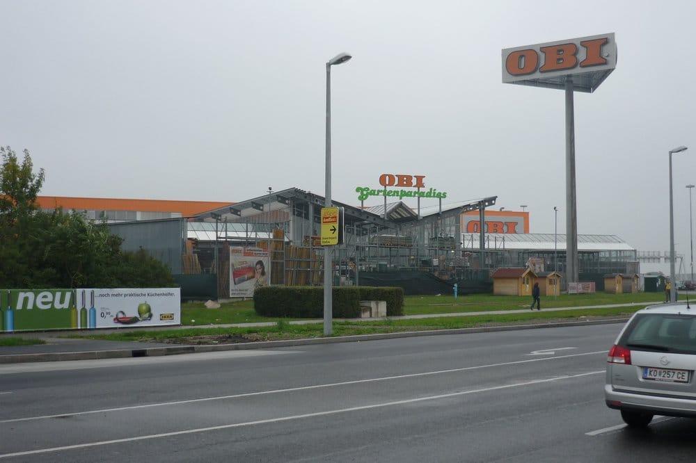 Obi Building Supplies Sverigestr 1 B Donaustadt Vienna Wien