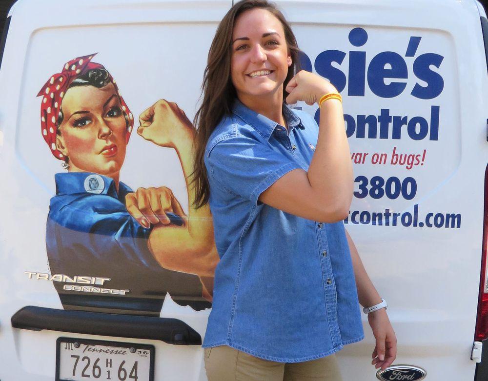 Rosie's Pest Control: 2435 Whitten Rd, Memphis, TN
