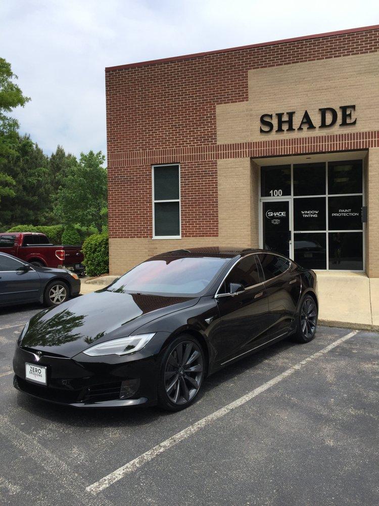 Shade Custom Tint: 2501 Schieffelin Rd, Apex, NC