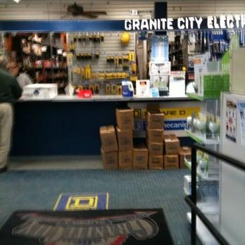 granite city electric supply company lighting fixtures equipment