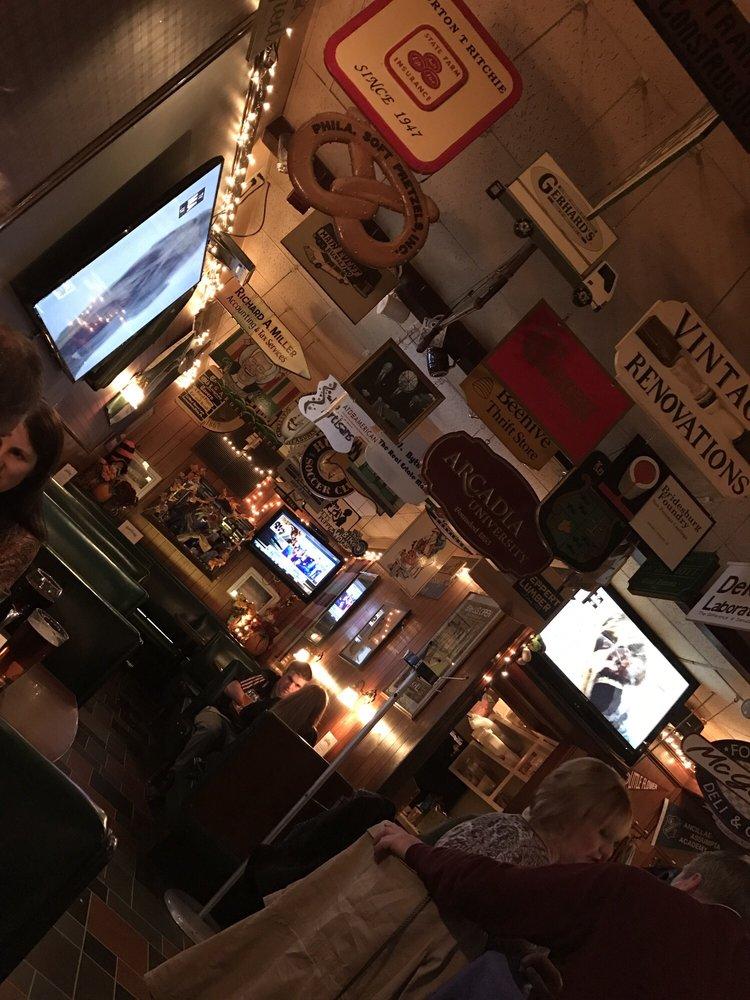 Glenside Pub: 122 S Easton Rd, Glenside, PA