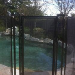 Baby Barrier Pool Fencing 32 Photos Fences Gates 857 El
