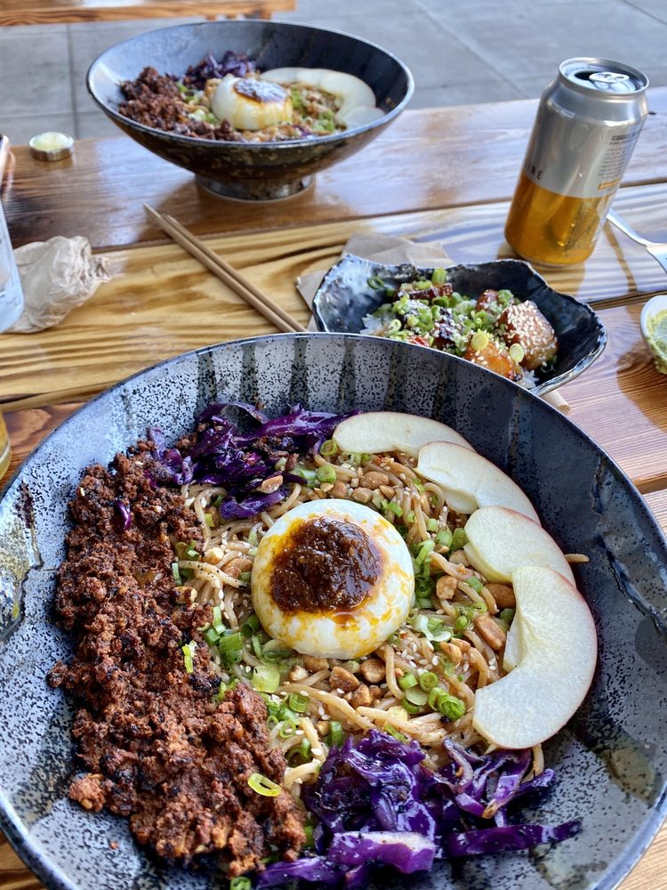 Food from Baka Umai