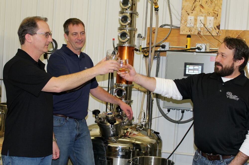 Glacial Lakes Distillery: 1207 6th Ave NW, Watertown, SD