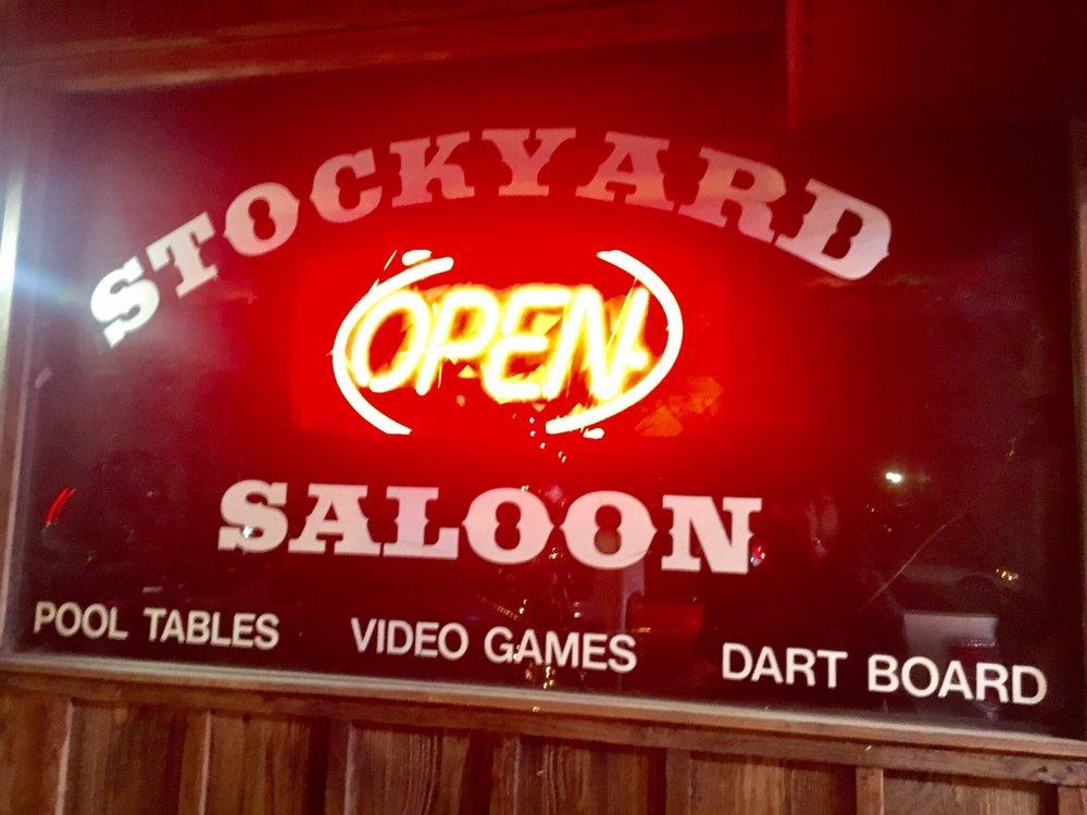 Stockyard Saloon: 2409 N Main St, Fort Worth, TX