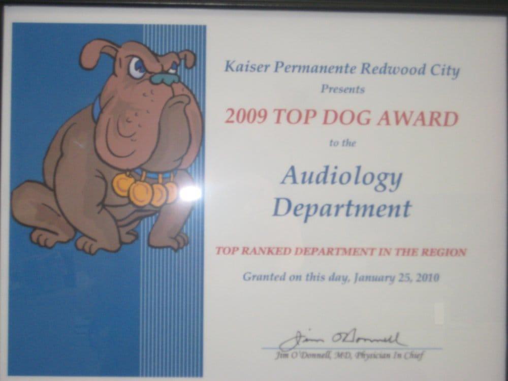 Kaiser hearing aid center