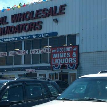 Costco Wine Store Long Island City