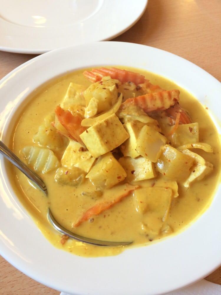 Yellow curry tofu yelp for Jasmine cuisine