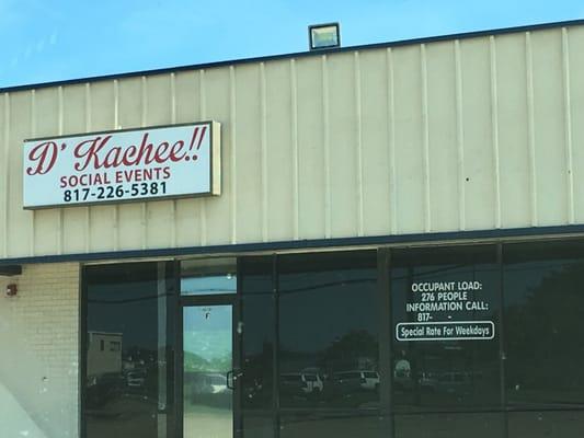 D Kachee Venues Amp Event Spaces 1121 W Arkansas Ln