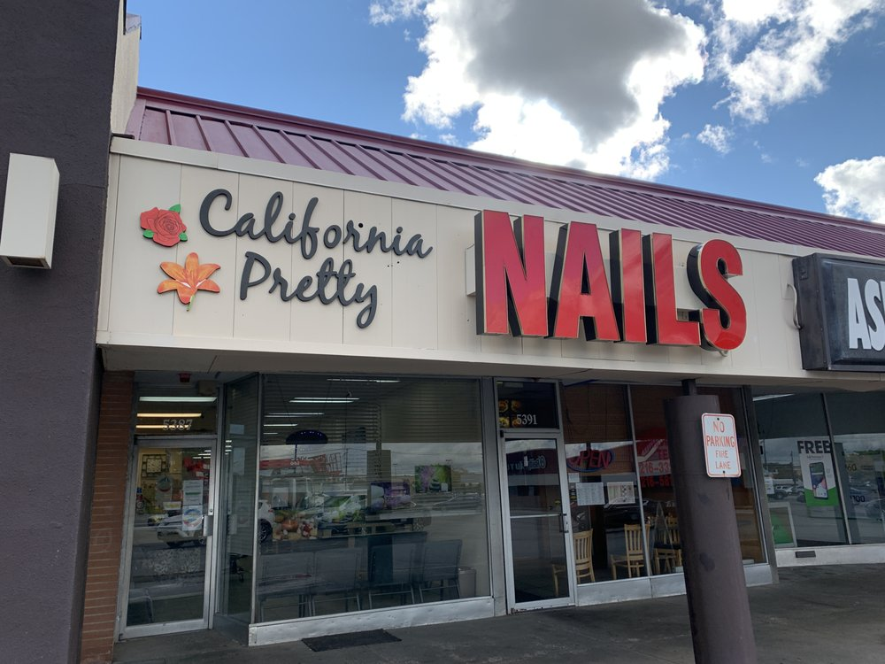 California Pretty Nails: 5387 Warrensville Ctr Rd, Maple Heights, OH