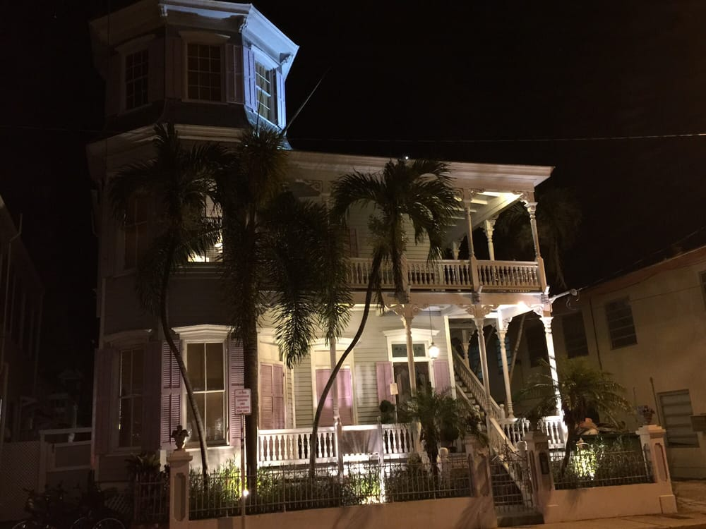 Key West Ghost & Mysteries Tour: 310 Duval St, Key West, FL