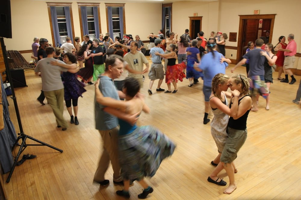 Downtown Amherst Contra Dance: 99 Main St, Amherst, MA