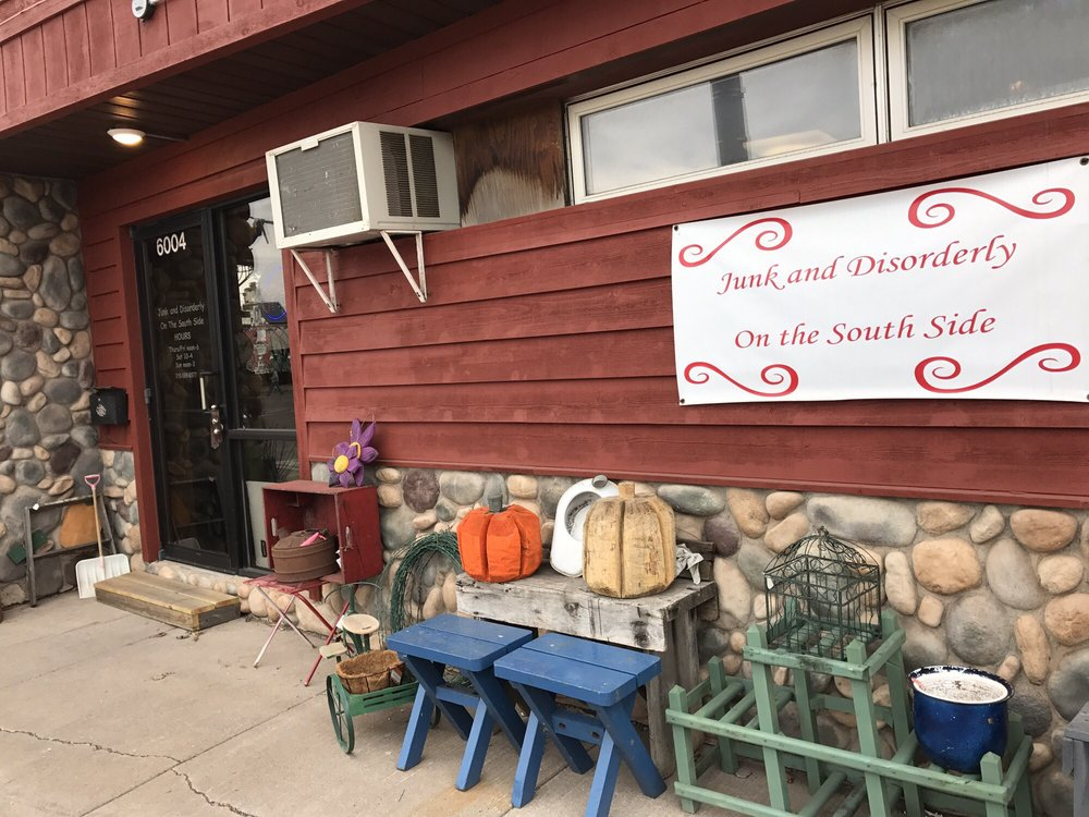 Junk and Disorderly On The South Side: 6004 Tower Ave, Superior, WI