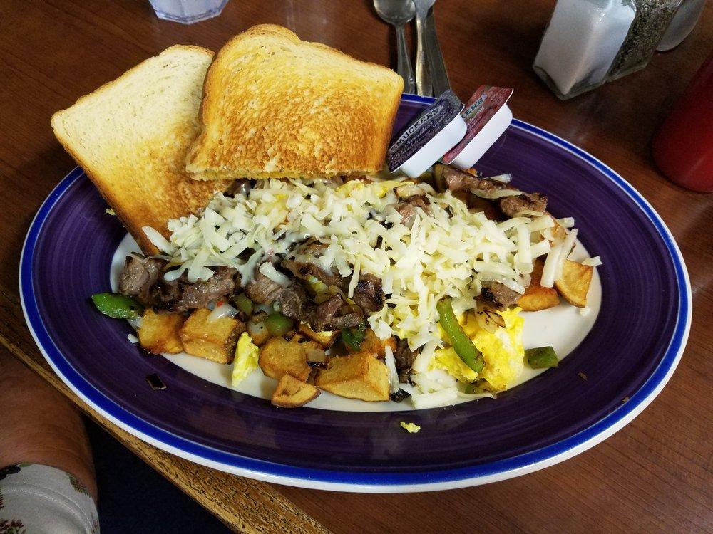 The Sandstone Cafe: 273 Sussex Ave W, Tenino, WA