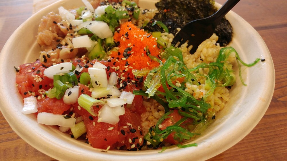 Photo of Poke Supreme - Milpitas, CA, United States. Amazing flavors. Friendly staff.