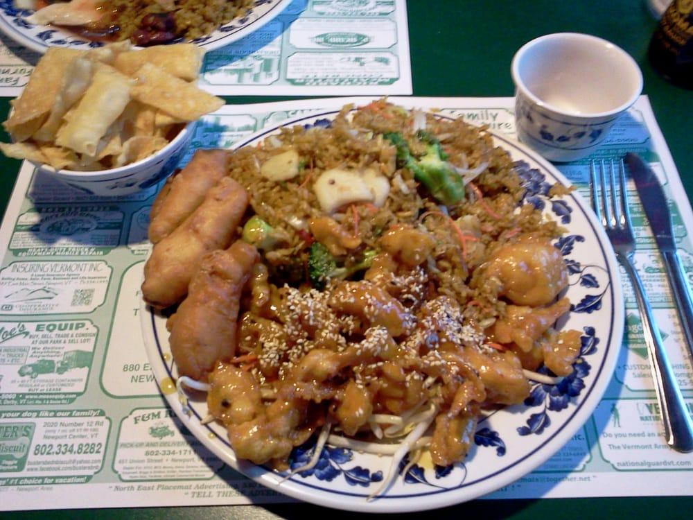 Newport Vt Chinese Food