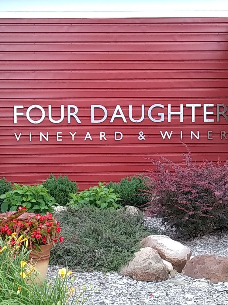 Four Daughter's Winery: 78757 State Hwy 16, Spring Valley, MN
