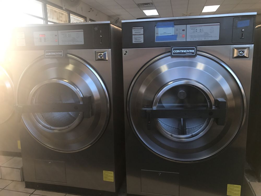 One Stop Laundromat: 1751 E West Maple Rd, Walled Lake, MI
