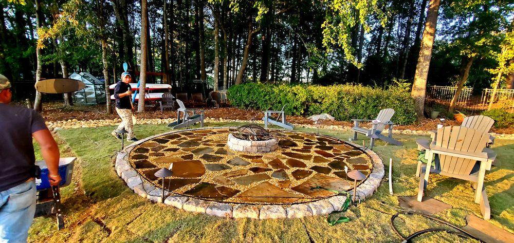 Manuel Landscaping: Newnan, GA