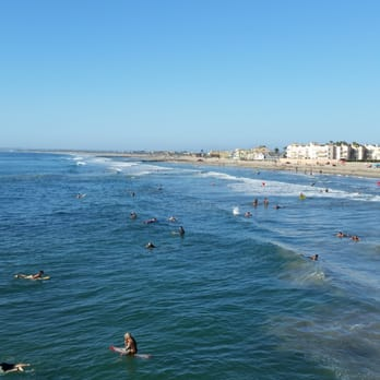 Photo Of Imperial Beach Ca United States Surfers Braving The