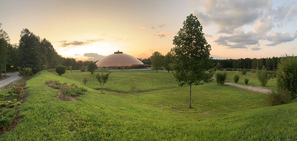 Isha Institute of Inner Sciences: 951 Isha Ln, McMinnville, TN