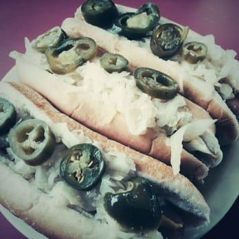 Rudy S Hot Dog Monroe St