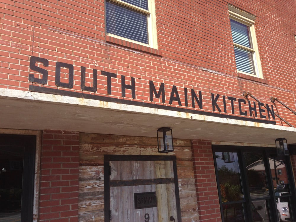 South Main Kitchen Menu Alpharetta