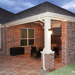 Good Photo Of Texas Custom Patios   Irving, TX, United States. Patio Cover With