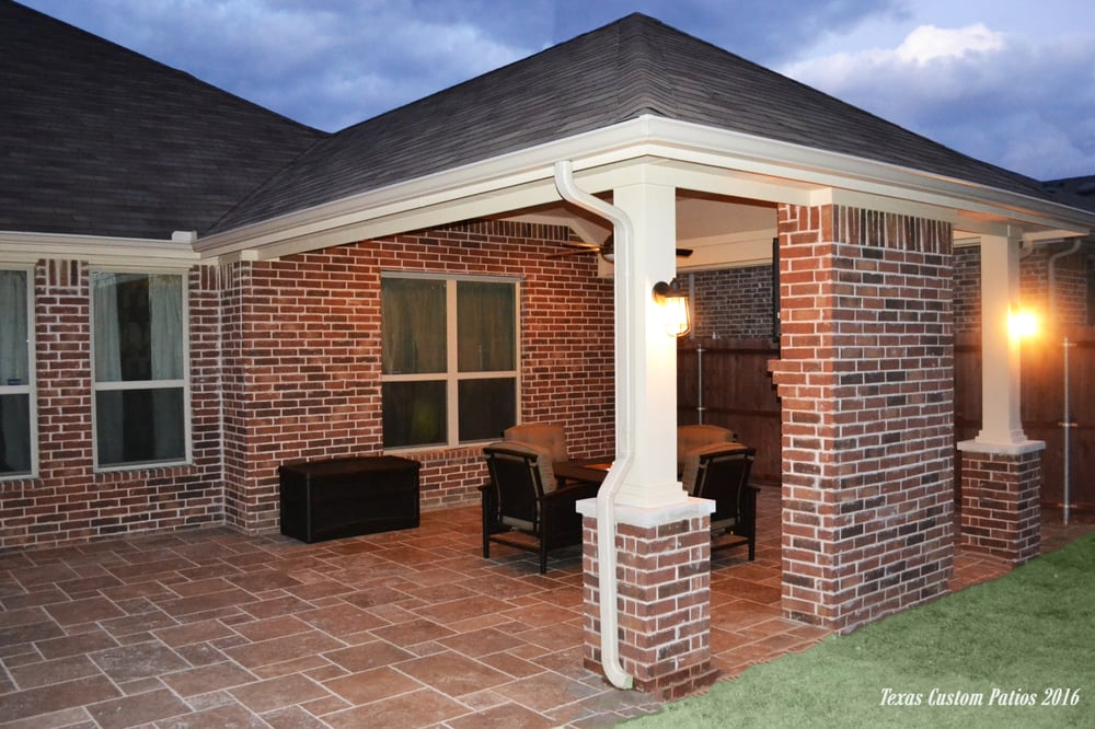 Texas Custom Patios   Contractors   8412 Sterling St, Irving, TX   Phone  Number   Yelp