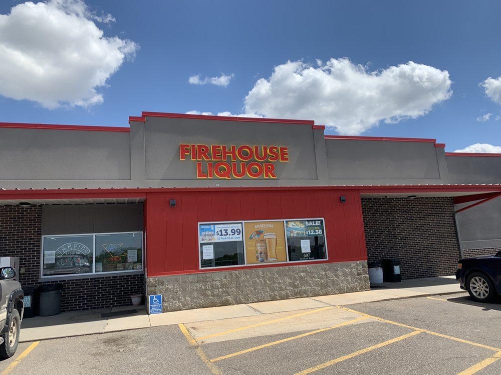 Firehouse Liquors: 607 Stafford Rd N, Dundas, MN
