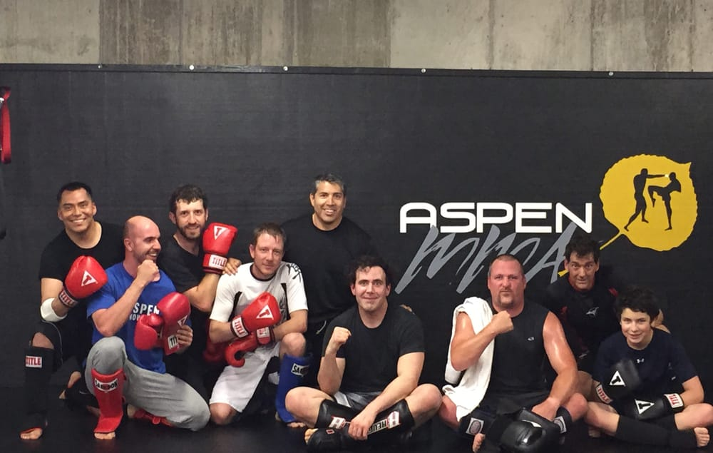 Aspen MMA: 1460 E Valley Rd, Basalt, CO