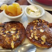Photo of Le Peep - Flower Mound, TX, United States. Gluten free sticky