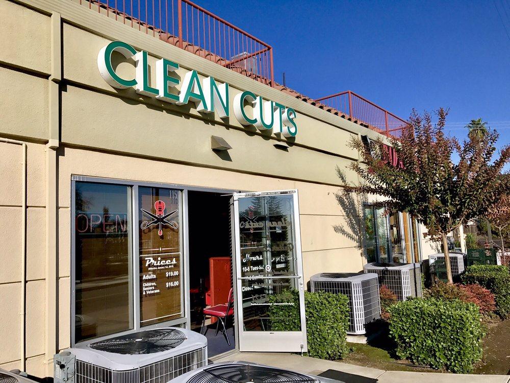 Greg's Clean Cuts & Guitar Lounge: 90 Mark W Springs Rd, Santa Rosa, CA