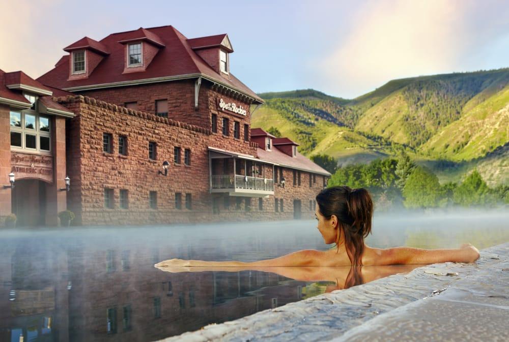 Spa of the Rockies: 401 N River St, Glenwood Springs, CO