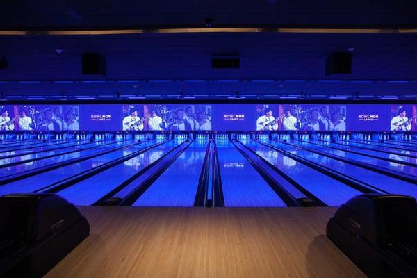 Bowlmor White Plains 47 Tarrytown Rd White Plains Ny Bowling