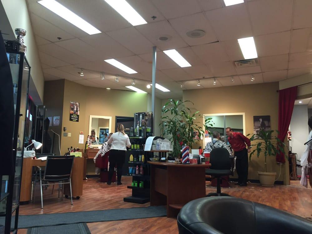 Coiffure Salon De La Gare Hairdressers 1060 University Rue Ville Marie Montreal Qc