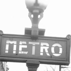 Station Porte Dauphine - Public Transportation - Avenue Foch, Victor ...
