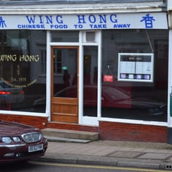 Wing Hong Fast Food 147 High Street Honiton Devon