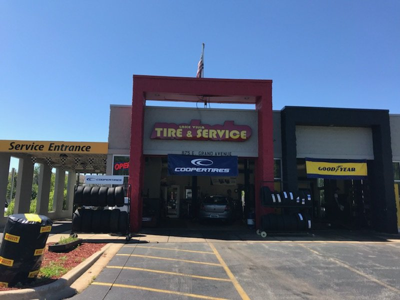 Lake Villa Tire & Service: 875 E Grand Ave, Lake Villa, IL